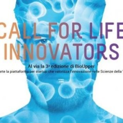 Al via la terza edizione di BioUpper. Call for ideas e call for scale, Scienze della Vita