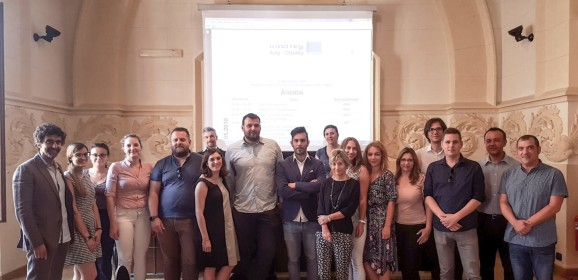 2° Project and Steering Committee Meeting del progetto TRANSPOGOOD – 5-6 luglio 2018, Chieti