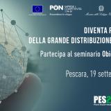 """Seminario """"Obiettivo GDO. Come diventare fornitori della Grande Distribuzione Europea"""""""