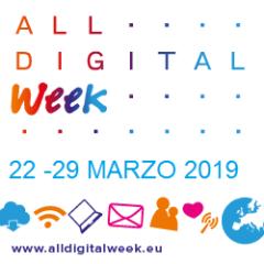 Settimana Europea della Cultura Digitale 22 – 29 marzo 2019