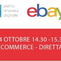Vendere online su eBay: incontro con gli esperti, 14 ottobre ore 14.30