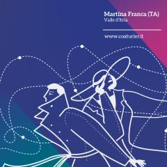 """PES II: """"COATurier 2021″_Martina Franca (TA) – 29 settembre/03 ottobre 2021"""