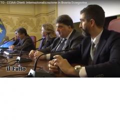 """Balcani HUB. Focus Bosnia Erzegovina a """"il Fatto"""""""