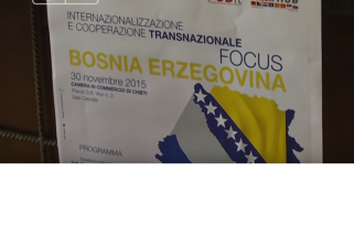 Focus Bosnia Erzegovina con Balcani HUB di Enterprise Europe Network Chieti