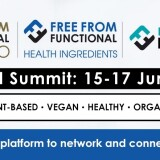 """""""Free From Food Functional and Health Ingredients """"_B2B Virtuali – 15/17 Giugno 2021"""